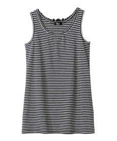 <ニッセン> 5分袖刺しゅうドロップショルダーカットソートップス (大きいサイズレディース)Tシャツ・カットソー 22