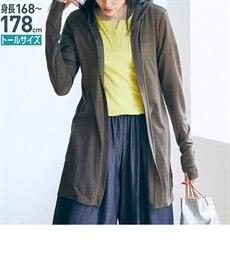<ニッセン> 5分袖カットソー切替デザインチュニック (大きいサイズレディース)チュニックplus size 10