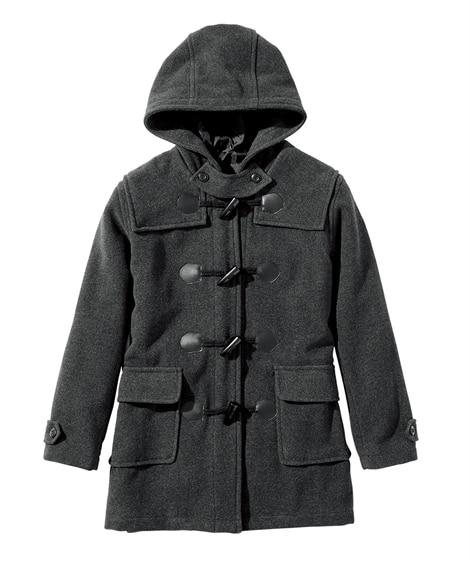 ウール混ダッフルコート(男の子 女の子 子供服 ジュニア服) (ベスト)Kid's Vest
