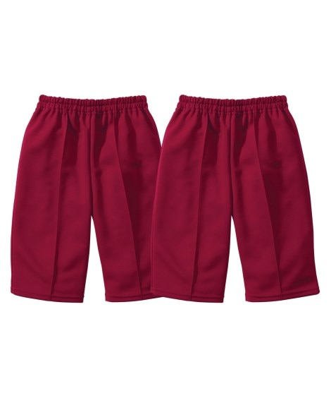 【子供服】 【ゆったりサイズ】体操服パンツ2枚組 【キッズ】...