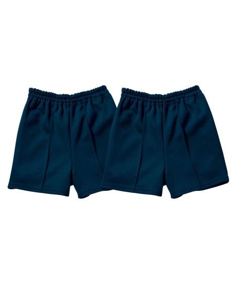 【ゆったりサイズ】体操服ショートパンツ2枚組 体操服...