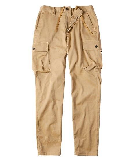 ストレッチツイルカーゴパンツ(股下70cm) チノパンツ・カジュアルパンツ, Pants