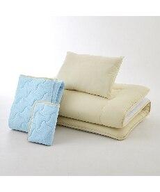 調湿わた入りボリューム敷布団 快適4点セット 敷布団の商品画像