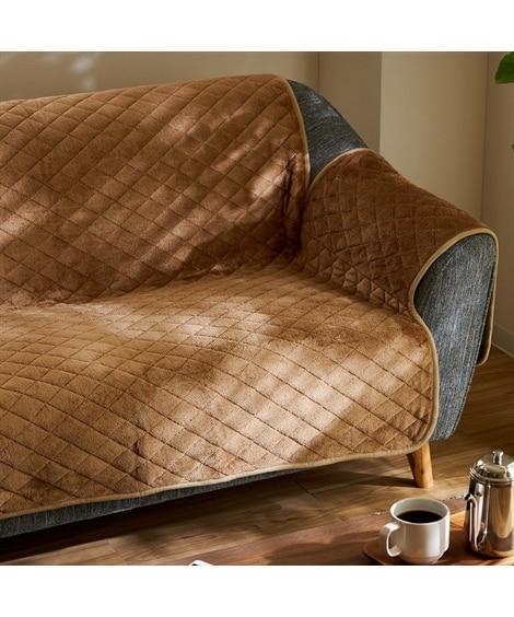 洗える!取付け簡単!吸湿発熱ソファーカバー ソファーカバー, Sofa covers(ニッセン、nissen)