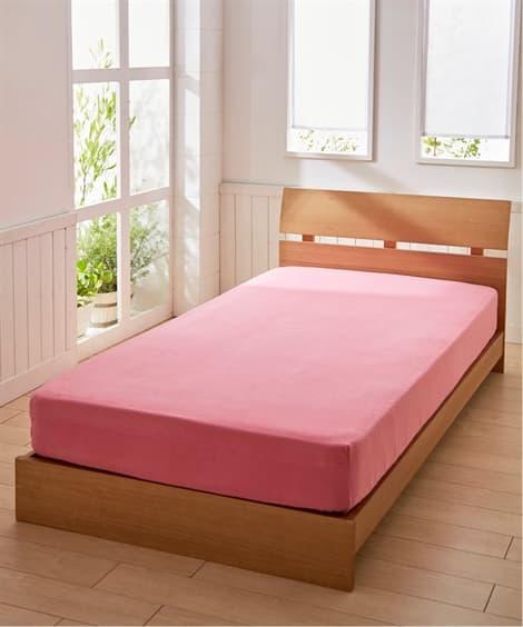 あったかフリースボックスタイプシーツ(マットレス用) ベッド...