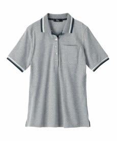 <ニッセン> 綿100%ポロシャツ(消臭テープ付) (大きいサイズレディース)plus size 2