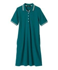 <ニッセン> 綿100%ポロシャツ(消臭テープ付) (大きいサイズレディース)plus size 7