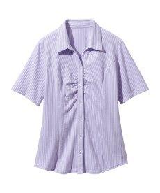 <ニッセン> 綿100%ポロシャツ(消臭テープ付) (大きいサイズレディース)plus size 16