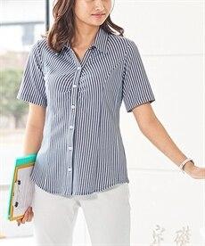 <ニッセン> 綿100%ポロシャツ(消臭テープ付) (大きいサイズレディース)plus size 17