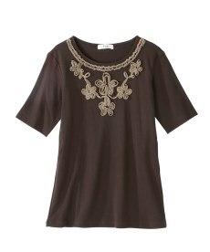 <ニッセン> 綿100%ポロシャツ(消臭テープ付) (大きいサイズレディース)plus size 25