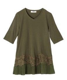 <ニッセン> 綿100%ポロシャツ(消臭テープ付) (大きいサイズレディース)plus size 29