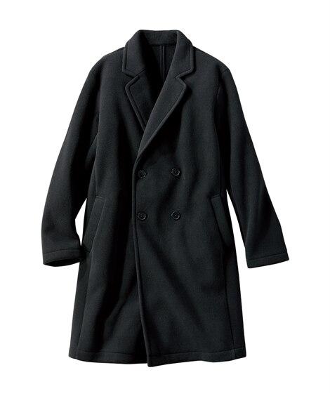 フリースボンディングチェスターコート コート