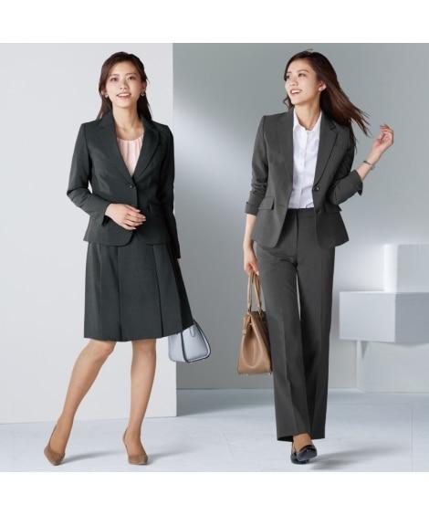 3点セットスーツ(ジャケット+パンツ+スカート)(選べる2レ...