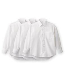 <ニッセン> 形態安定長袖ワイシャツ5枚組(レギュラーカラ—) (ワイシャツ) 9
