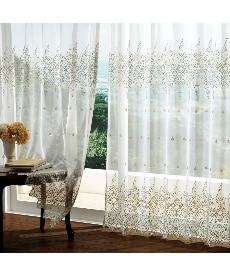 【送料無料!】トルコ刺繍レースカーテンの商品画像
