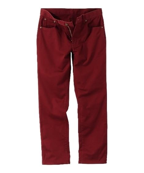 ウオッシュ加工ストレッチ5ポケットチノパンツ(選べるレングス) チノパンツ・カジュアルパンツ, Pants