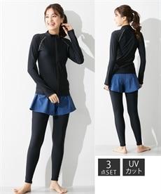 ec329ee4620cac 10Lサイズ フィットネス水着(競泳用水着) 通販【ニッセン】 - 水着 ...