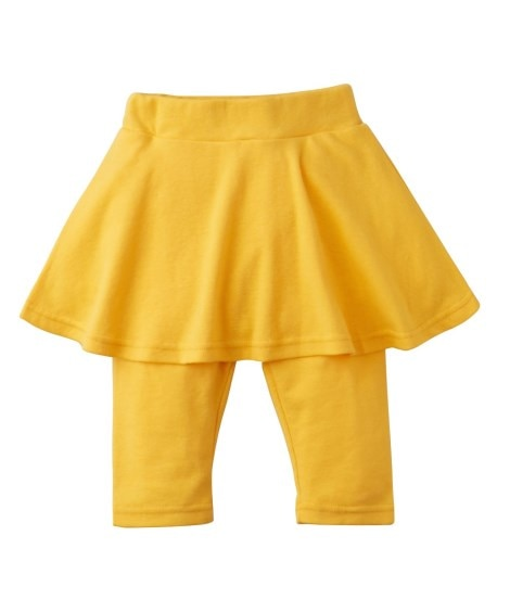 6分丈スカッツ(女の子 子供服) (スカート付パンツ)...