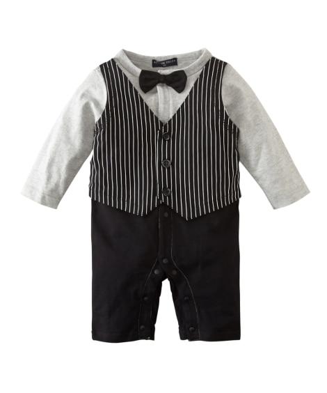 男の子 ジレ付フォーマルカバーオール 【ベビー服】Babywear
