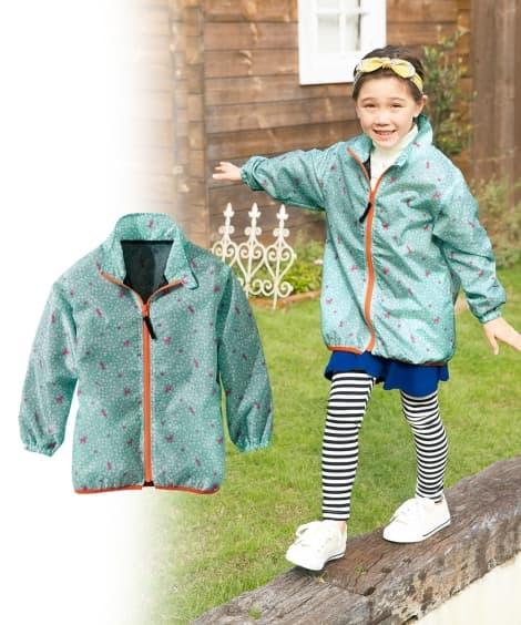 <ニッセン> シャカジャンパー(男の子。女の子 子供服。ジュニア服) ジャンパー・コート・ベスト