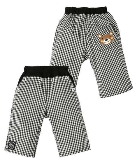 ZOOMIC(ズーミック) 切替ハーフパンツ(男の子 子供服) キッズフォーマル