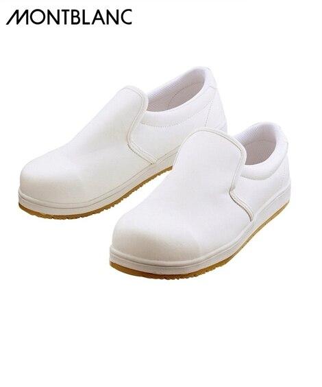 MONTBLANC 厨房シューズ(先芯入り)(男女兼用) 安全靴・セーフティーシューズ, Shoes