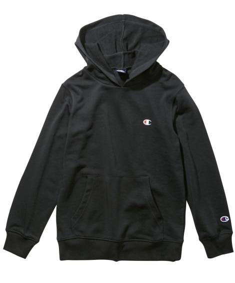 【champion】プルオーバーパーカー(男の子 女の子 子供服 ジュニア服) キッズジャージ