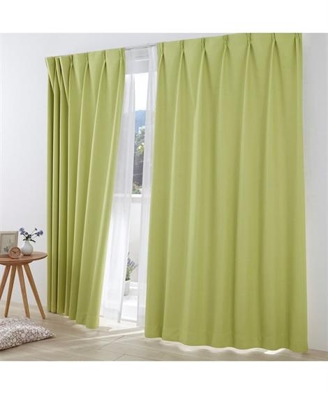 ドビー織遮熱・防音・1級遮光カーテン&遮熱・24時間見えにくい・UVカットレースセット カーテン&レースセット, Curtains, sheer curtains, net curtains(ニッセン、nissen)