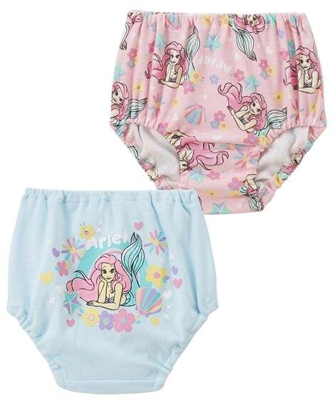 【ディズニー】ショーツ2枚組(女の子 子供服) キッズ下着, Kid's Underwear