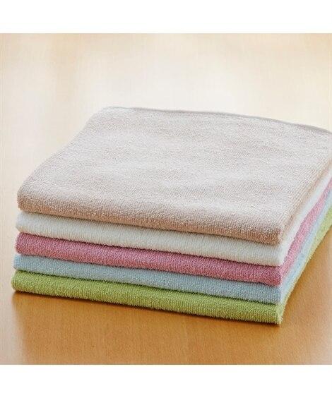 乾きやすい超薄手バスタオル5枚セット(デイリーシリーズ) バスタオル, Towels(ニッセン、nissen)