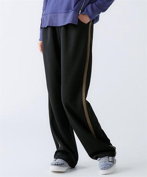 【大きいサイズ】 Lafarfa 20年1月号掲載!人気のため再入荷!!ジャージパンツ パンツ, plus size pants