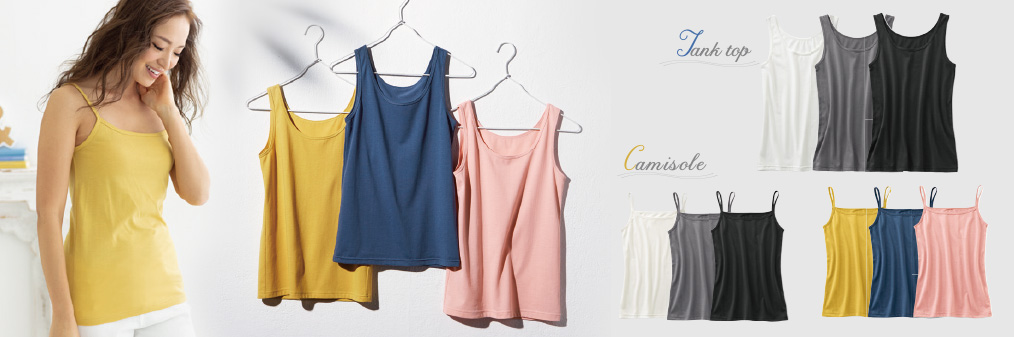 Tank top Camisole