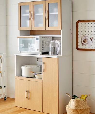 棚 キッチン 収納