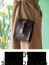 #09 SHOULDER BAG