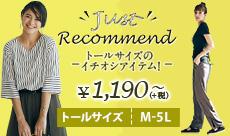 6fc0c86053b45 ニッセン】トールサイズ 通販「スラットジール」:高身長な女性の服 ...